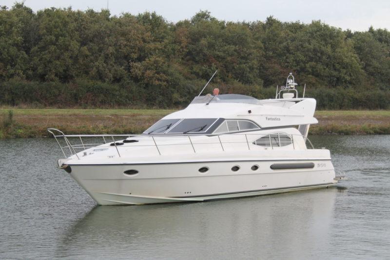 Admiral 45 Flybridge – 1998 – Motor Yacht – Superyacht motor