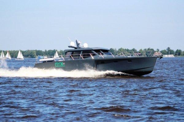Aluminium Powerboat NYX 56
