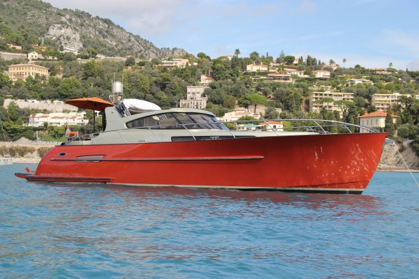Holterman Yachting INFINITY 501