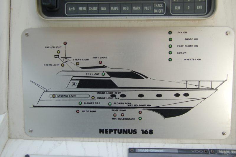 Neptunus 168 Flybridge - 1991 - Motor Yacht - Superyacht